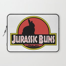 JURASSIC BUNS Laptop Sleeve