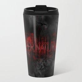 Supernatural darkness Travel Mug