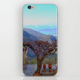 Delphi Valley, Greece  iPhone Skin