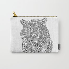 The power of the tiger Carry-All Pouch