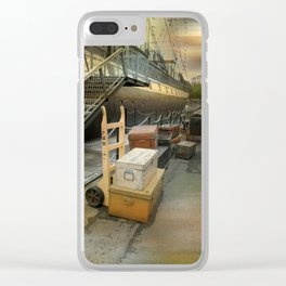 S.S. Great Britain Clear iPhone Case