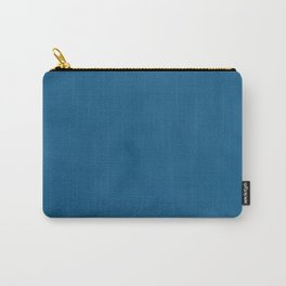 Saltwater Taffy Teal Watercolor Carry-All Pouch