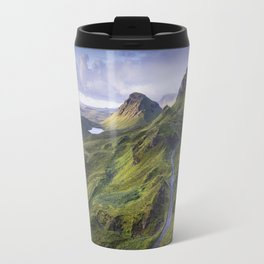 The Road to the Quiraing Travel Mug
