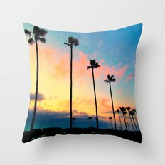 California Living  Throw Pillow