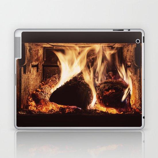 Heat Coma Laptop & iPad Skin