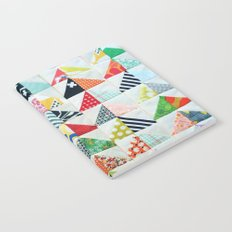 Flying Geese Quilt Pattern Notebook