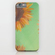 Asteraceae Slim Case iPhone 6s