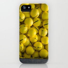 Let's Hit A Few - Golf iPhone Case