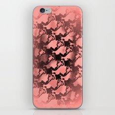 Woman Emerging Pattern D iPhone & iPod Skin