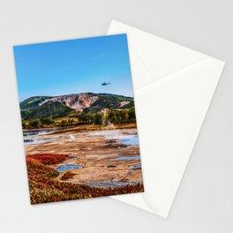 Bear Resort: Caldera Uzon Stationery Cards