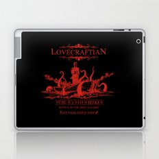 Lovecraftian Whiskey Laptop & iPad Skin