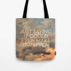 cloudbusting Tote Bag