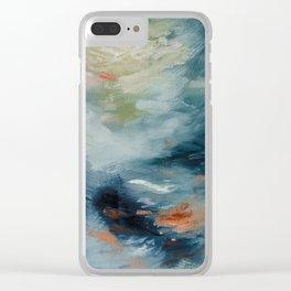 Sunrise in my Soul [2] Clear iPhone Case