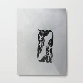 Window of live Metal Print