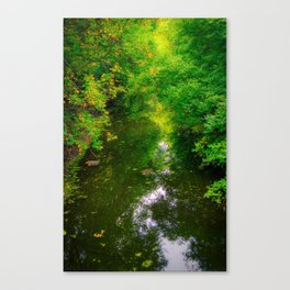 Dream Stream 4 Canvas Print