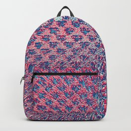 Red White & Blue Explosion Backpack