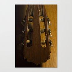 guitar i Canvas Print