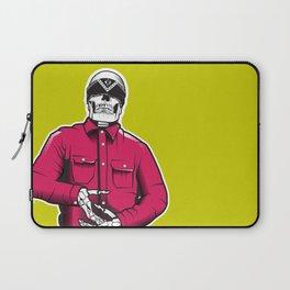 Vato Loco Skull Laptop Sleeve