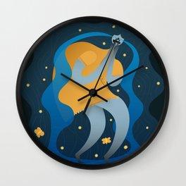 La Llorona Wall Clock