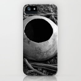 Bottle gourd iPhone Case