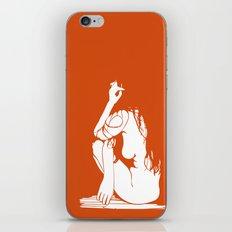 1Girl.1 iPhone & iPod Skin