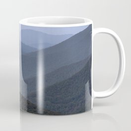 Blue Ridge Parkway IV - Shenandoah National Park Coffee Mug