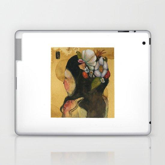 Floral Baby Laptop & iPad Skin