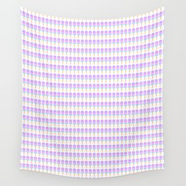 Popsicle Pattern Wall Tapestry