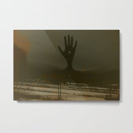 Always Been Here Metal Print