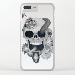 Crescendo Clear iPhone Case