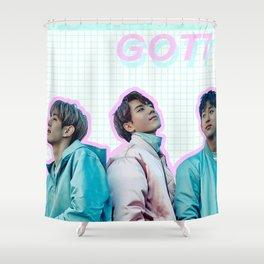 GOT7 Shower Curtain