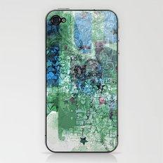 Communication iPhone & iPod Skin