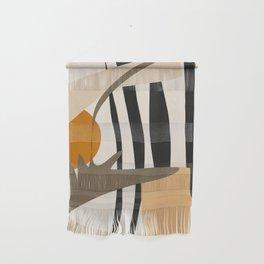 Abstract Art2 Wall Hanging