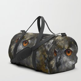 Ruler of the Night Duffle Bag