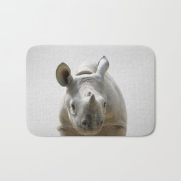 Baby Rhino - Colorful Bath Mat