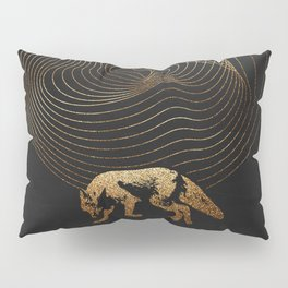 The golden path Pillow Sham