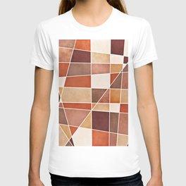 Cubist Autumn T-shirt