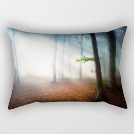Fog Shine II Rectangular Pillow
