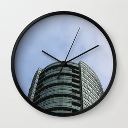 Burnaby condo tower Wall Clock