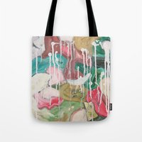 maps Tote Bags featuring Maps by Stephen John Bryde