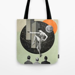 Shots Fired Tote Bag