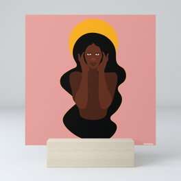 Contemplation Mini Art Print