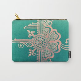 The Peacock Room #2 Carry-All Pouch