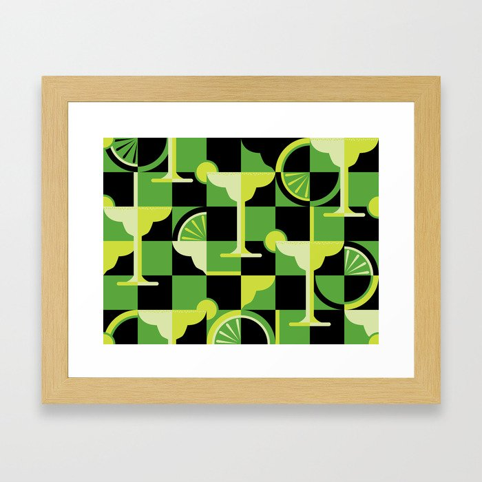 margarita Framed Art Print
