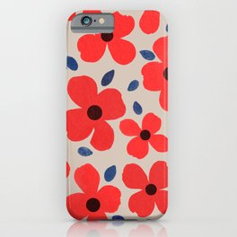 dogwood 5 iPhone Case