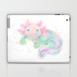 My sweet axolotl Laptop & iPad Skin