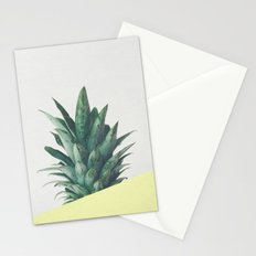 Pineapple Dip III Stationery Cards
