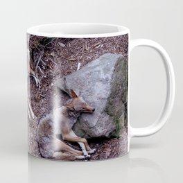 Wolf Naps Coffee Mug