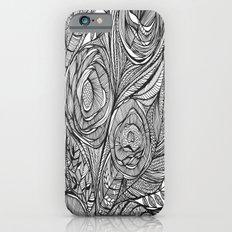 Garden of fine lines Slim Case iPhone 6s