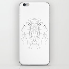 Stardom iPhone Skin